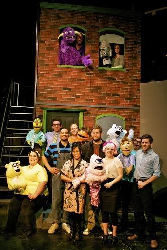 Photo Flash: First Look at AVENUE Q at Bainbridge Performing Arts