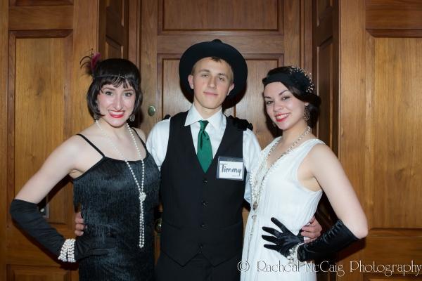 Photo Flash: Inside Theatre20's 'TASTE OF TWENTY' - A Speakeasy Social
