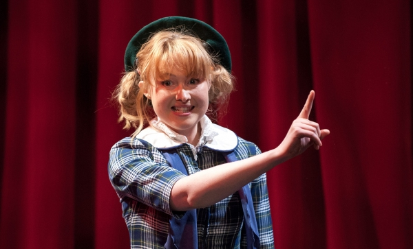 Photos: First Look at MainStreet Theatre's THE MAGIC FINGER