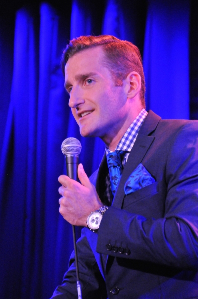 Photo Coverage: Paul Byrom Returns to New York City with Concert at SubCulture
