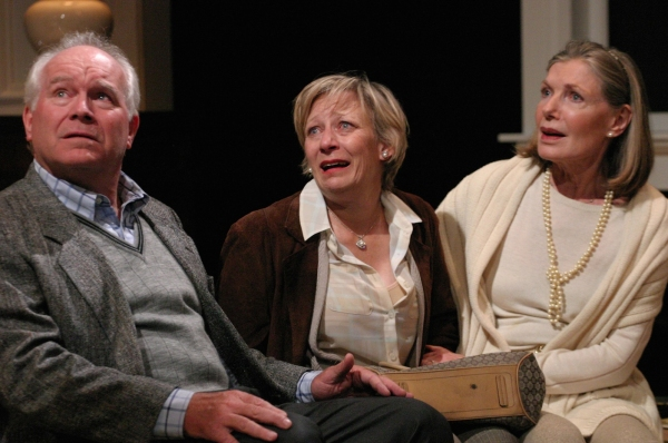 Photo Flash: First Look at Susan Sullivan, David Selby & More in A DELICATE BALANCE