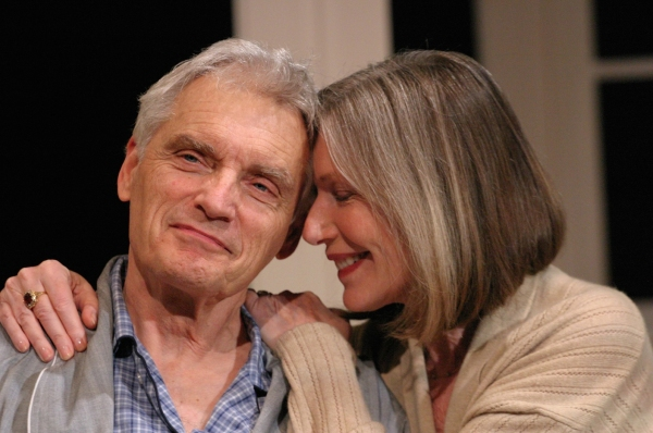 David Selby and Susan Sullivan