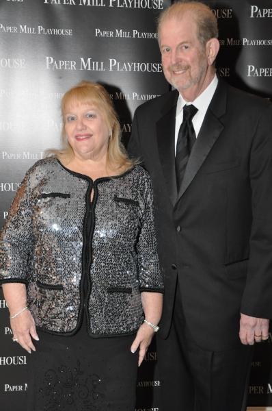 Laura Baron and Norman Baron Photo