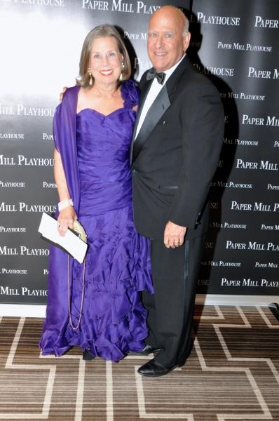 Pamela Hirsch and Howard Hirsch Photo