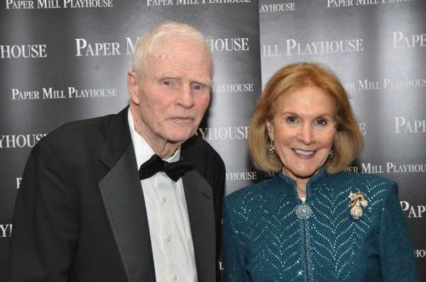 Photo Coverage: Inside Paper Mill Playhouse's Gala Honoring Tony Danza & Linda Bowden