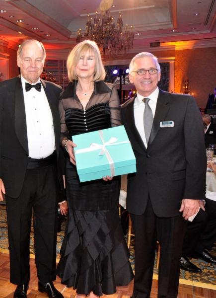 Thomas H. Kean, Jr., Linda Bowden and Mark S. Hoebee
