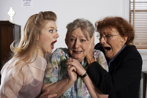 BWW Reviews: THE SAVANNAH DISPUTATION Offers Saucy and Serious Wit
