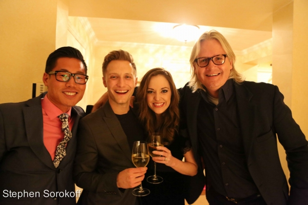 Photo Coverage: TOMMY TUNE Closing Night at the Cafe Carlyle