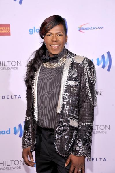 NEW YORK, NY - MAY 03:  Big Freedia attends the 25th Annual GLAAD Media Awards on May Photo