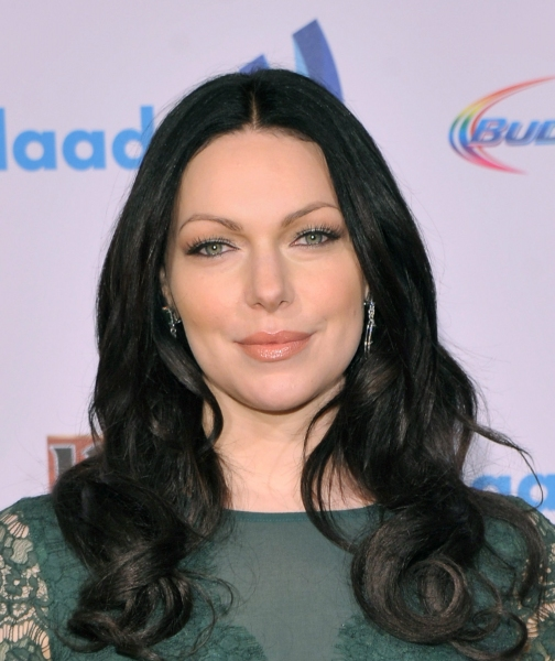 NEW YORK, NY - MAY 03:  Actress Laura Prepon attends the 25th Annual GLAAD Media Awards on May 3, 2014 in New York City.  (Photo by Stephen Lovekin/Getty Images for GLAAD)