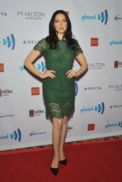 NEW YORK, NY - MAY 03:  Laura Prepon attends the 25th Annual GLAAD Media Awards In New York on May 3, 2014 in New York City.  (Photo by D Dipasupil/Getty Images for GLAAD)