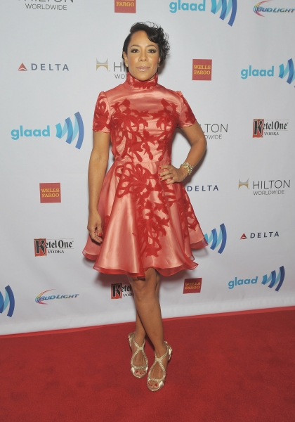 NEW YORK, NY - MAY 03:  Selenis Leyva attends the 25th Annual GLAAD Media Awards In New York on May 3, 2014 in New York City.  (Photo by D Dipasupil/Getty Images for GLAAD)