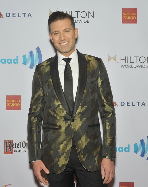 NEW YORK, NY - MAY 03:  Omar Sharif Jr. attends the 25th Annual GLAAD Media Awards In New York on May 3, 2014 in New York City.  (Photo by D Dipasupil/Getty Images for GLAAD)
