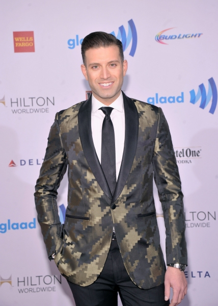 NEW YORK, NY - MAY 03:  Omar Sharif, Jr. attends the 25th Annual GLAAD Media Awards on May 3, 2014 in New York City.  (Photo by Stephen Lovekin/Getty Images for GLAAD)