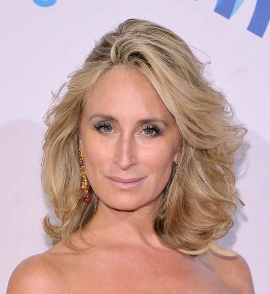 NEW YORK, NY - MAY 03:  Sonja Morgan attends the 25th Annual GLAAD Media Awards on May 3, 2014 in New York City.  (Photo by Stephen Lovekin/Getty Images for GLAAD)