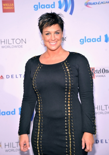 NEW YORK, NY - MAY 03:  DJ Tracy Young attends the 25th Annual GLAAD Media Awards on  Photo