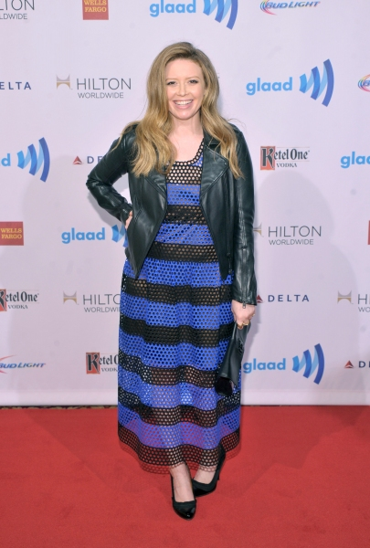 NEW YORK, NY - MAY 03:  Natasha Lyonne attends the 25th Annual GLAAD Media Awards on May 3, 2014 in New York City.  (Photo by Stephen Lovekin/Getty Images for GLAAD)
