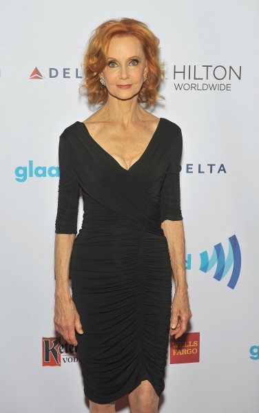 NEW YORK, NY - MAY 03:  Swoosie Kurtz attends the 25th Annual GLAAD Media Awards In New York on May 3, 2014 in New York City.  (Photo by D Dipasupil/Getty Images for GLAAD)