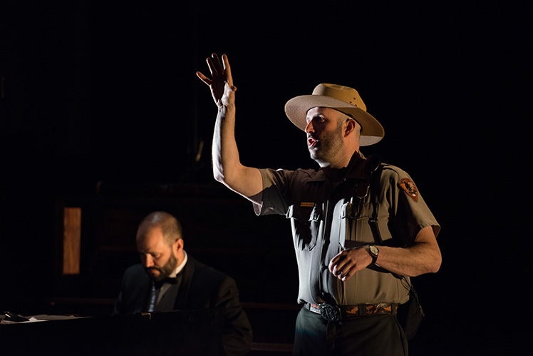 BWW Reviews:  RED-EYE TO HAVRE DE GRACE Riffs On Poe's Last Days