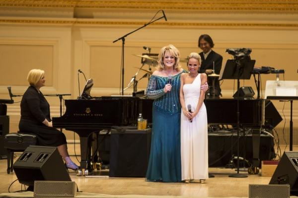 Deborah Voigt and Kristin Chenoweth