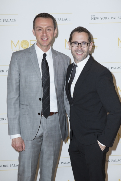 Andrew Lippa and David Block Photo