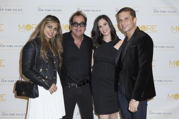 Richard Jay-Alexander, Jennifer Diamond and Brian Feit