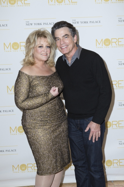 Deborah Voigt and Peter Gallagher Photo