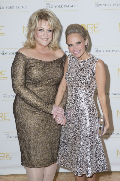 Deborah Voigt and Kristin Chenoweth Photo