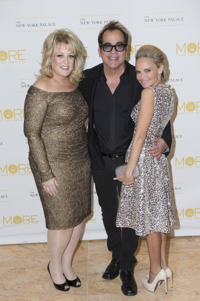 Deborah Voigt, Richard Jay-Alexander and Kristin Chenoweth Photo