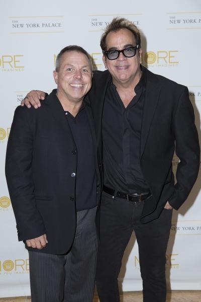 Matt Berman and Richard Jay-Alexander