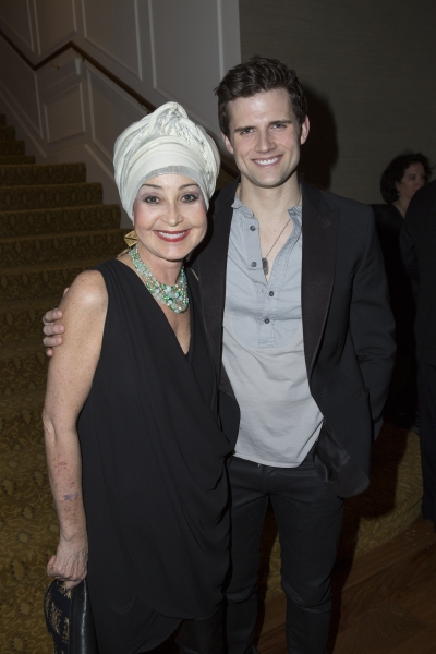 Kyle Dean Massey, Annie Potts