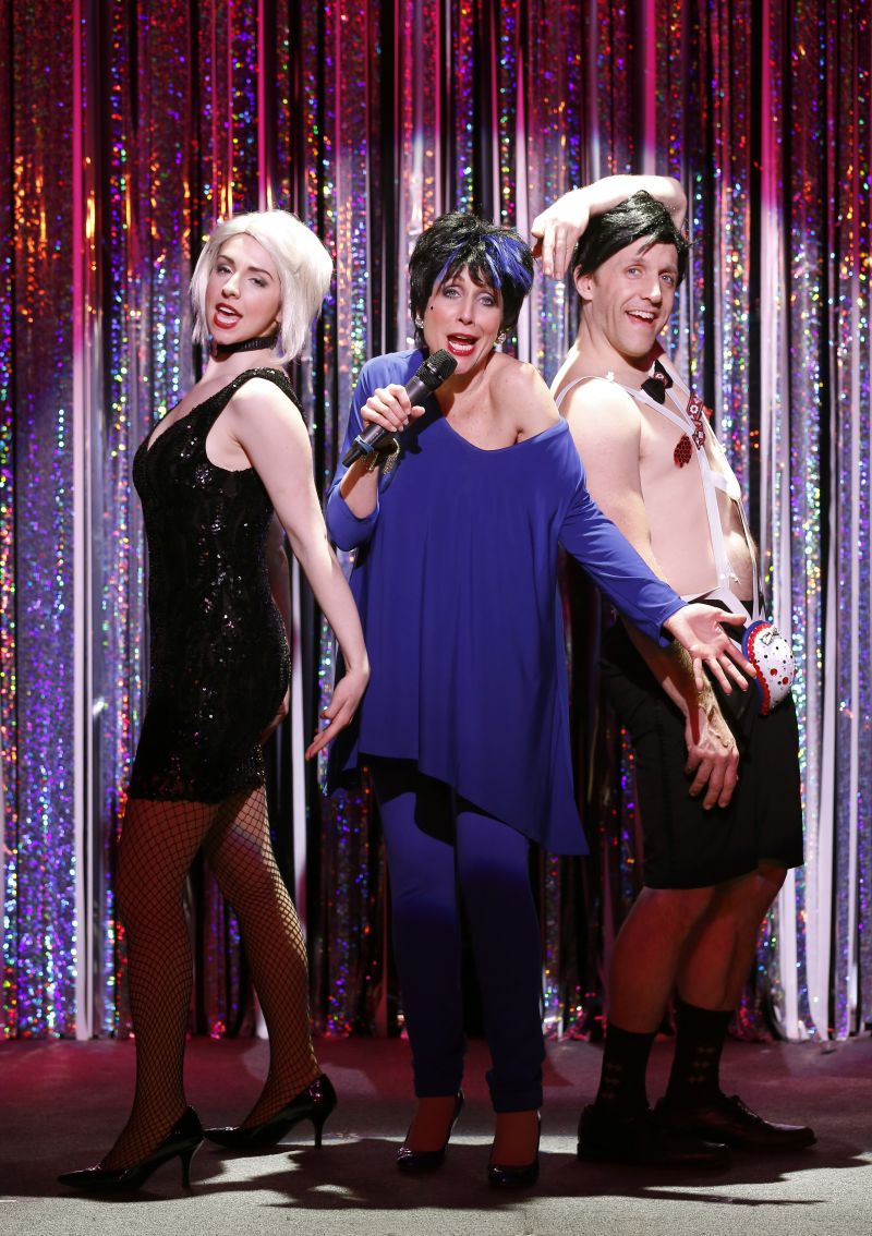 BWW Reviews:  FORBIDDEN BROADWAY COMES OUT SWINGING Attacks Corporate Theatre Blandness