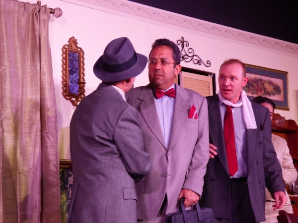 BWW Reviews: Surf City Theatre's ARSENIC AND OLD LACE Is A Real Killer Comedy