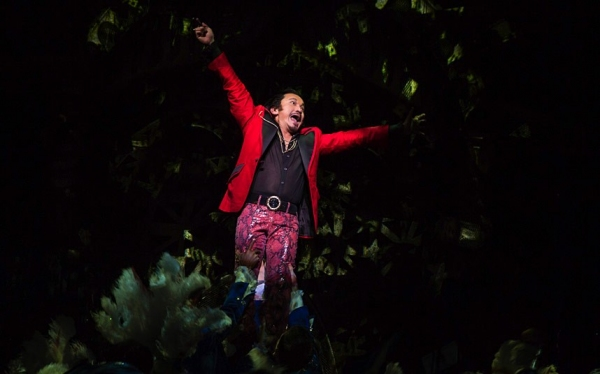 Jon Jon Briones (Photo: Matthew Murphy)