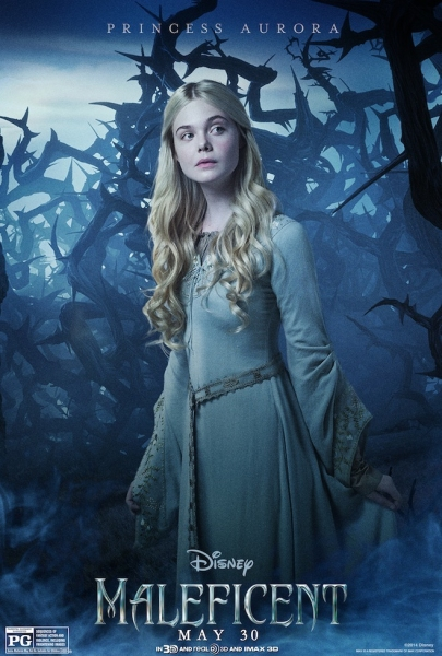 Photo Flash: First Look - All-New Character Posters for Disney's MALEFICENT