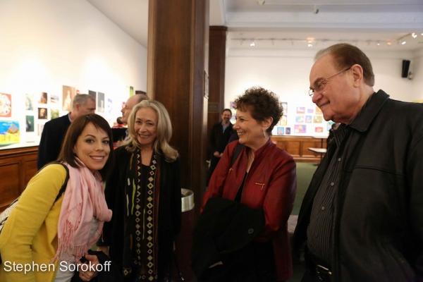 Leslie Kritzer, Eda Sorokoff, Esther Eagles, Gil Eagles