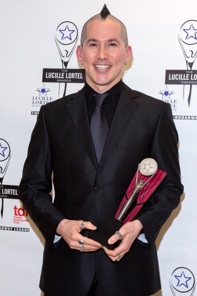 Photo Coverage: In the Winners Room at the 2014 Lucille Lortel Awards!