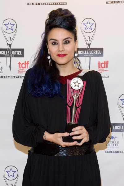 Photos: In the Winners Room at the 2014 Lucille Lortel Awards!