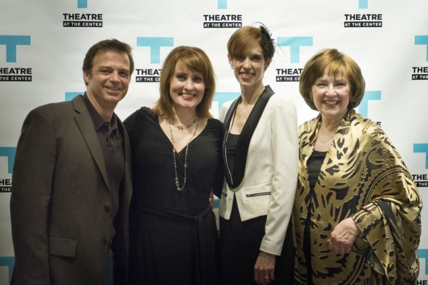 Photo Flash: Cast of Theatre at the Center's MIRACLE ON SOUTH DIVISION STREET Celebrates Opening Night