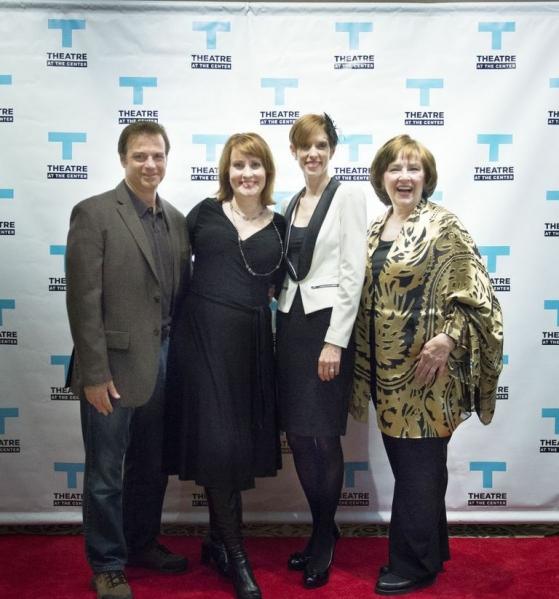 Joe Popp, Erin Greenan, Adria Dawn, Marilynn Bogetich Photo