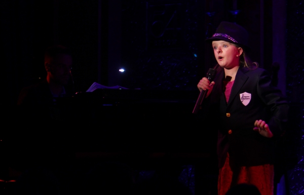 Photo Coverage: Broadway's Shapiro Sisters Play 54 Below!