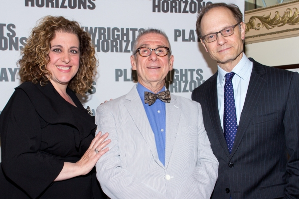 Mary Testa, Bob Moss, David Hyde Pierce