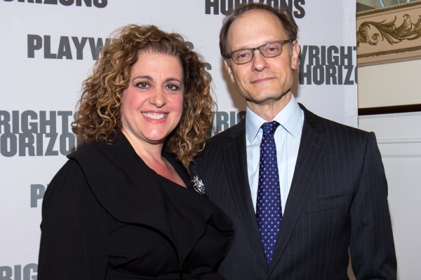 Mary Testa, David Hyde Pierce