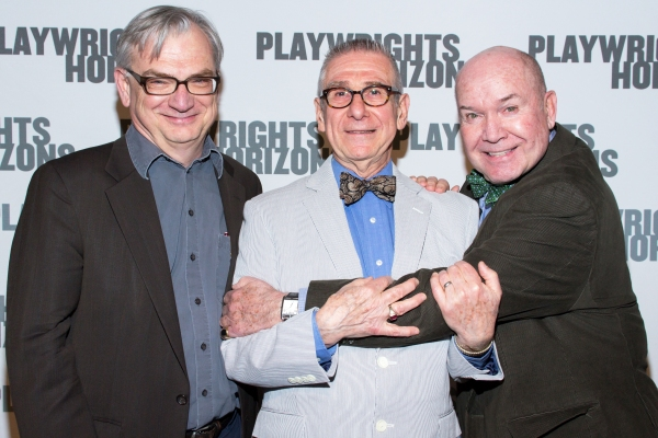 Photo Coverage: Playwrights Horizons Gala Honors Bob Moss!
