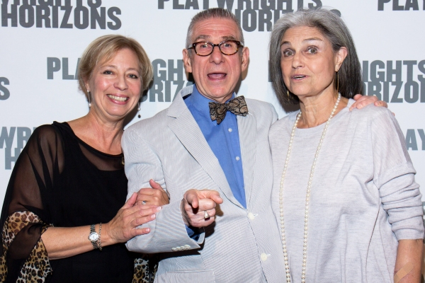 Rachel Wilder, Bob Moss, Judith O. Rubin Photo