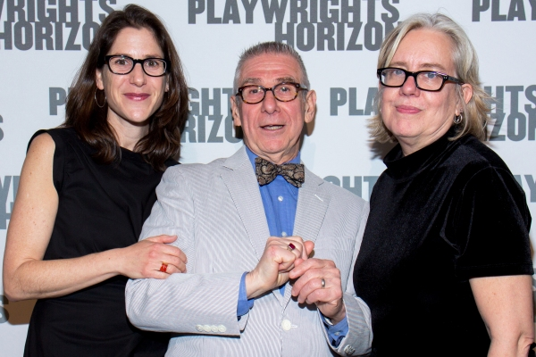 Anne Kauffman, Bob Moss, Lisa Peterson