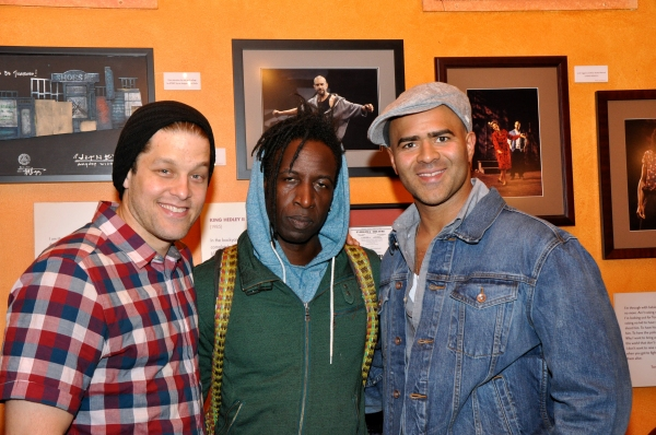 Photo Coverage: Kenny Leon & Denzel Washington Visit August Wilson Monologue Competition