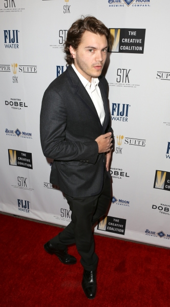 Photo Coverage: Jonathan Groff, John Leguizamo & More Celebrate the Arts at Creative Coalition Benefit