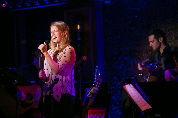 Photo Coverage: Whitney Bashor, Marla Mindelle & More Sing Jonathan Reid Gealt at 54 Below