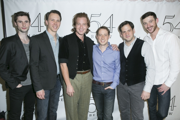 Mike Schwitter, Michael Deleget, Adam Armstrong, Jonathan Read Gealt, Kasey Marino and Danny Marandola